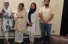 پنجاب پولیس نے واقعے کی کمزور ایف آئی آر درج کی۔ حسان نیازی