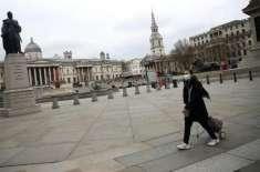برطانوی حکومت نے6 ماہ تک لاک ڈاؤن جاری رکھنے کا عندیہ دے دیا