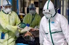 کورونا وائرس، گزشتہ 24 گھنٹوں کے دوران اٹلی میں 889، اسپین میں 852، فرانس ..