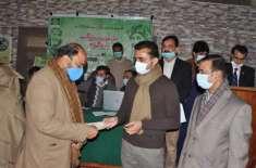 کمشنر راولپنڈی ڈویژن نے جہلم میں سیلاب سے متاثرہ خاندانوں میں 58لاکھ ..
