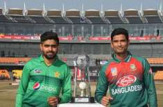 Third T20 against Bangladesh, potential rain likely to affect game National squad likely to consider two changes, Emad Butt ..