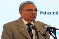 صدر مملکت کی وفاقی محتسبین کو سستے اور فوری انصاف کی فراہمی کیلئے ملک ..