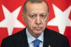 ترک صدر ذاتی دفاع کے لیے فورس تشکیل دے رہے ہیں،امریکی اخبار