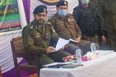 آئی جی پنجاب پولیس کے احکامات کمیونٹی پالیسنگ کے فروغ کا عمل جاری، ..
