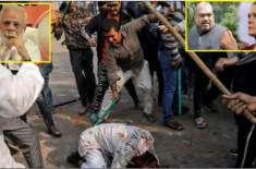 بھارتی کانگریس کی رہنما سونیا گاندھی نے نئی دہلی فسادات کا ذمہ دارمودی ..