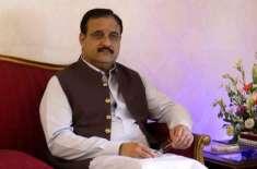 وزیراعلیٰ پنجاب کا سابق ناظم کراچی نعمت اللہ خان کے انتقال پر اظہار ..