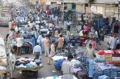 پنجاب بھی سندھ حکومت کی طرح کاروبار کی تعطیل کے فیصلے پر نظر ثانی کرے' ..