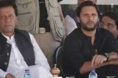 Anika has no intention in politics, God knows what will happen tomorrow: Shahid Afridi