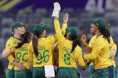 آئی سی سی ویمنز ٹی 20 ورلڈ کپ، جنوبی افریقہ کی مسلسل دوسری فتح، تھائی ..