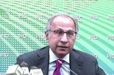 مشیر خزانہ ڈاکٹرعبدالحفیظ شیخ کی زیرصدارت کابینہ کی اقتصادی رابطہ ..