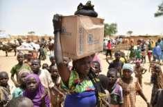 نائجر میں خوراک کی تقسیم کے دوران بھگدڑ سے 20 افراد جاں بحق
