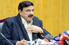 وفاقی وزیر ریلوے نے نجی کمپنی کی طرف سے پارسل (بلٹی)کی قیمت میں 13سو فیصد ..