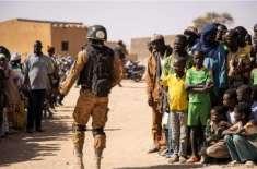 برکینا فاسو چرچ حملے میں 24 افراد جاں بحق