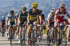 فرانس کے ارنا ڈ ڈامیر نے گیرو ڈی اٹالیہ سائیکل ریس کا چھٹا مرحلہ جیت ..