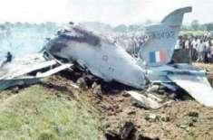 پاک فضائیہ بھارتی طیارہ مار گرانے کے حقائق دنیا کے سامنے لے آیا