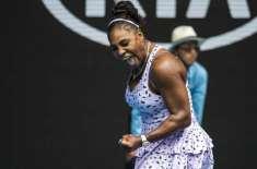 سرینا ولیمز رواں ماہ کینٹکی اوپن ٹینس ٹورنامنٹ میں حصہ لینگی