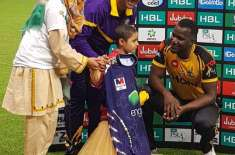 ایچ بی ایل پاکستان سپر لیگ 2020 میں بچوں اور چھاتی کے سرطان سے آگاہی کے ..
