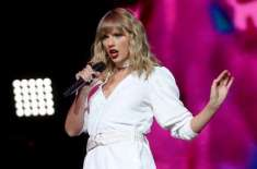 ٹیلر سوئفٹ نے دوسری بار سب سے مقبول ترین گلوکارہ کا اعزاز اپنے نام کر ..