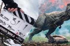 فلم'' جیورسک ورلڈ'' سلسلے کی تیسری فلم کے نام کا اعلان