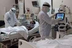 ملک میں 1 لاکھ سے زائد کورونا مریض صحتیاب ہوگئے