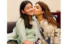 شگفتہ اعجاز نے اپنی بڑی بیٹیوں کوسوشل میڈیاپر متعارف کروادیا