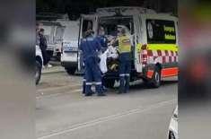 آسٹریلیا،رگبی میچ میں کھلاڑی کا چاقو سے حملہ