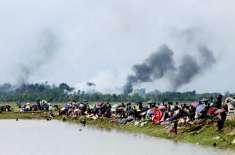 برما میں مسلمانوں کے خلاف دوبارہ آپریشن شروع