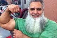 سابق مسٹر پاکستان باڈی بلڈر یحیی بٹ کورونا کا شکار