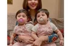 نمر خان کا جڑواں بھانجوں کی سالگرہ پر نیک خواہشات کا اظہار