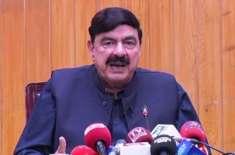اسلام آباد اور راولپنڈی 15 دسمبر سے ہائی الرٹ جاری ہے، شیخ رشید