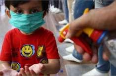 بچوں میں کورونا کی علامات کئی ہفتوں اور مہینوں تک رہنے کا خدشہ
