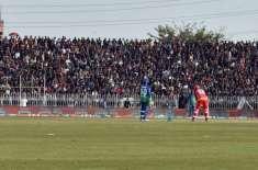 راولپنڈی میں ایک لاکھ سے زیادہ تماشائیوں نے سٹیڈیم آکر پی ایس ایل میچز ..