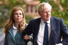 برطانوی وزیراعظم کی حاملہ منگیتر بھی مبینہ طور پر کرونا وائرس کا شکار ..