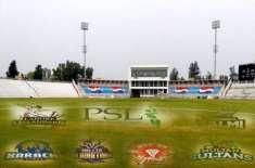 ایچ بی ایل پاکستان سپر لیگ 2020 کے میچز 26 فروری سے ملتان اور راولپنڈی ..