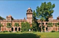 پنجاب یونیورسٹی نے پانچ امیدواروں کو پی ایچ ڈی کی ڈگریاں جاری کر دی