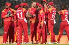 زمبابوے کرکٹ ٹیم کے دو کھلاڑیوں اور سپورٹ سٹاف کے کورنا ٹیسٹ مثبت آگئے