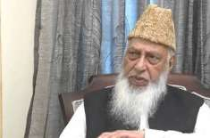 سابق سٹی ناظم نعمت اللہ خان طویل علالت کے باعث90سال کی عمرمیں انتقال ..