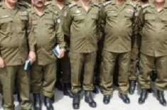 لاہور پولیس میں 16 ایس ایچ اوز کو بلیک لسٹ کردیا گیا،کبھی ایس ایچ او ..