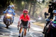 اٹلی کے فلپو گانا نے گیرو ڈی اٹالیہ سائیکل ریس کا پانچواں مرحلہ جیت ..