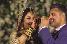 ناہید شبیر کی شادی کی مکمل تصاویر، وڈیوز جاری