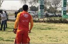 پاکستان سپر لیگ کی تاریخ میں پہلی بار کٹ پر نام اردو میں درج ہوگا