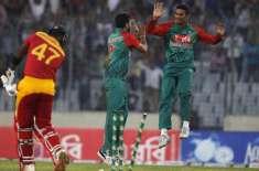 بنگلہ دیش رواں ماہ زمبابوے کے خلاف واحد ٹیسٹ،