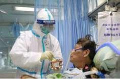 ووہان ،عالمی ادارہ صحت کے ماہرین کا دورہ ، دو ہسپتالوں کا معائنہ کیا ..