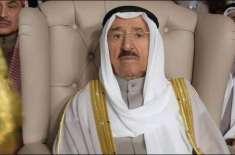 امیر کویت کو مزید علاج کیلئے امریکا منتقل کرنے کا فیصلہ
