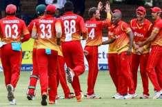 زمبابوے کرکٹ ٹیم کے دوکھلاڑیوں کے کورونا ٹیسٹ مثبت آگئے