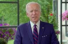 نومنتخب امریکی صدر جوبائیڈن کے پاؤں میں فریکچر ہوگیا