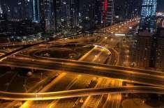 متحدہ عرب امارات میں عملی طور پر 24 گھنٹے کا کرفیو نافذ