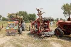 قصور کی تحصیل چونیاں کے علاقے الہ آباد میں قتل کی لرزاخیز واردات 5 افراد ..