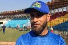 زندگی بھر پاکستان کے لیے نہ کھیلنے کا افسوس رہیگا: عمران طاہر