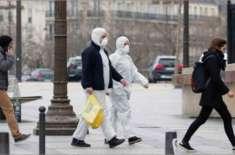 امریکہ کے بعد فرانس بھی کورونا وائرس کی تباہ کاریوں کا شکار